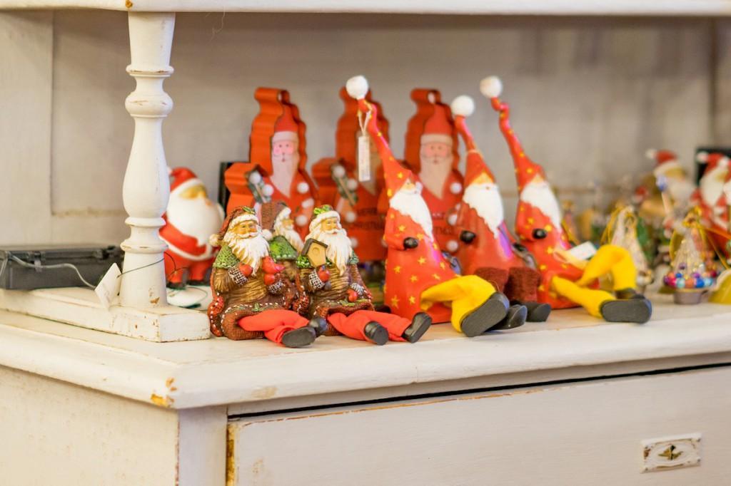 建材市場のクリスマス